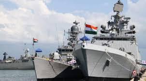 Photo of سفن حربية هندية تتجه للخليج العربي