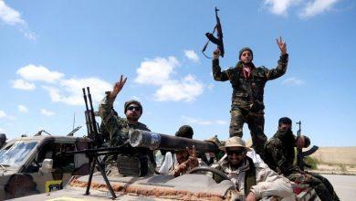 Photo of الجيش الليبي يتقدم على محوري وادي الربيع وعين زارة