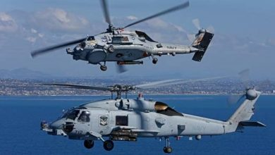 "Photo of أمريكا تبيع مروحيات ""MH-60R"" لليونان"