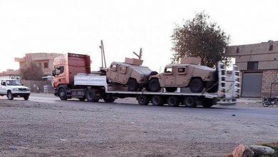 Photo of أمريكا تنقل 200 شاحنة محملة بالأسلحة لسوريا