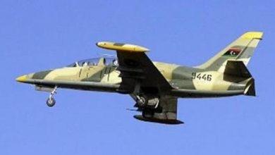 Photo of تدمير طائرة تركية محملة بالسلاح في مصراته