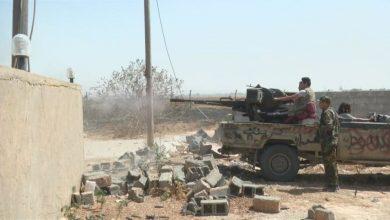 Photo of الجيش الليبي يسيطر على منطقة الهيرة جنوب طرابلس