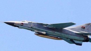Photo of الجيش الليبي يقصف مطارا تستخدمه طائرات تركية