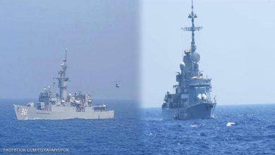 Photo of البحرية المصرية تستعد في المتوسط..صور