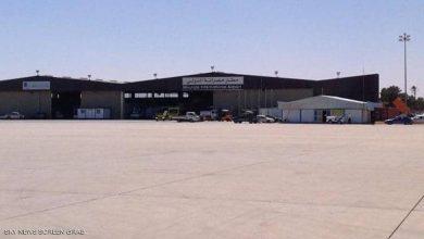 Photo of إحباط إنشاء قاعدة جوية تركية في مصراتة