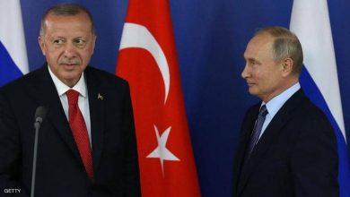 "Photo of أردوغان يعترف جنودنا بسوريا ""في خطر"""