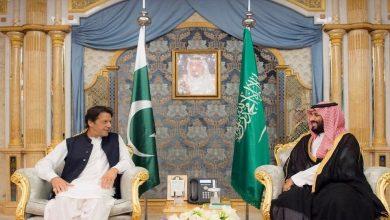 Photo of ولي العهد يدخل على خط الأزمة الهندية الباكستانية