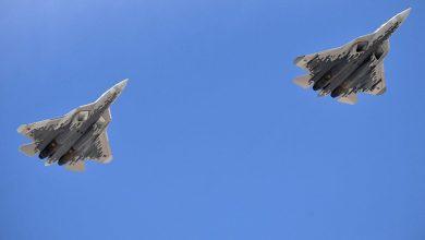 Photo of الكشف عن السبب الحقيقي لتواجد مقاتلة سو-57 في سوريا