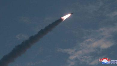 Photo of كوريا الشمالية تطلق صاروخ باليستي على بحر اليابان