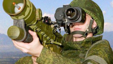 Photo of روسيا تزود قواتها بمنظومات صواريخ فيربا المتطورة
