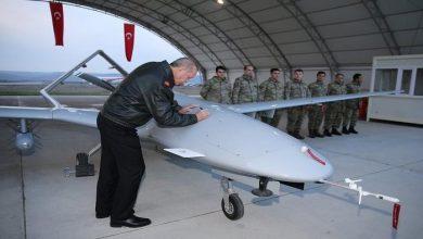 Photo of طائرة تركية توقع قتلى مدنيين جنوبي طرابلس والجيش يقصف الهيرة