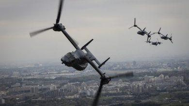Photo of فيديو 360 درجة من داخل CV-22 Osprey