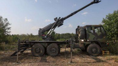 Photo of الجيش الأمريكي يستخدم أحدث مدافع هاوتزر