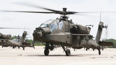 Photo of الجيش الأمريكي يشتري مروحيات  Apache AH-64E