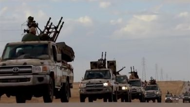 Photo of إشتباكات بين قوات حفتر وحكومة الوفاق بمحيط غريان
