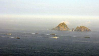 Photo of تدريبات عسكرية كورية جنوبية في جزر محل خلاف مع اليابان