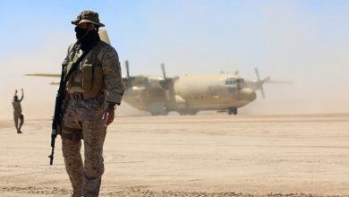 Photo of تعزيزات عسكرية سعودية إلى عدن ..صور