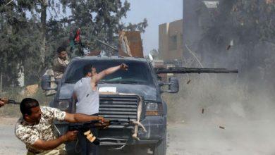 Photo of تجدد الإشتباكات في طرابلس وتقدم للجيش في الخلة