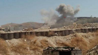 Photo of الجيش السوري يقصف محيط نقطة مراقبة تركية في حماة..فيديو