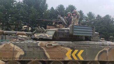 Photo of جنود الجيش الأمريكي  يختبرون دبابات T-80 الروسية..فيديو