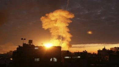 Photo of ثلاث إنفجارات تهز البقاع اللبنانية ومصدرها إسرائيل