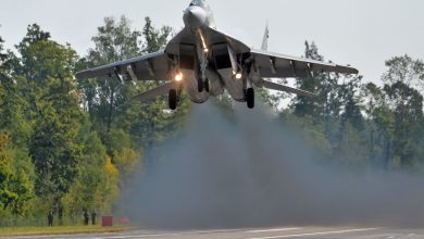 "Photo of روسيا تطور طائرة الجيل الخامس ""ميغ – 59 "" الخفيفة"