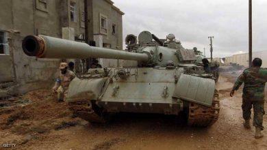 Photo of الجيش الليبي يشن هجوما كبيرا قرب طرابلس