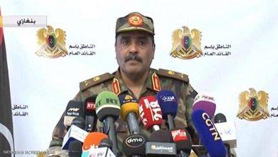Photo of الجيش الليبي يصد هجوم الوفاق المدعوم بطائرات تركية في محيط العاصمة