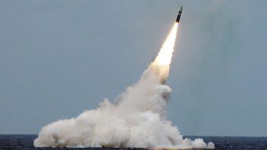 """Photo of تعرف على الصواريخ الباليستية الأمريكية"""" ترايدنت 2 دي 5″"""