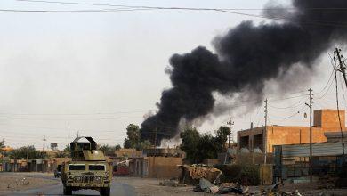 Photo of لا دليل واضح يحدد الجهة التي قصفت مخازن أسلحة فصائل الحشد الشعبي