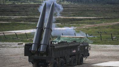 Photo of شاهد بالفيديو عملية إطلاق لصواريخ إسكندر المرعبة