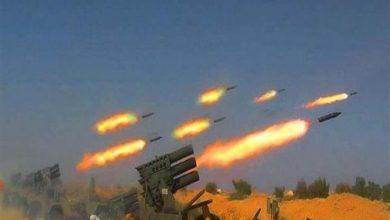 Photo of فيلق القدس ينفذ قصفا صاروخي على إسرائيل من سوريا