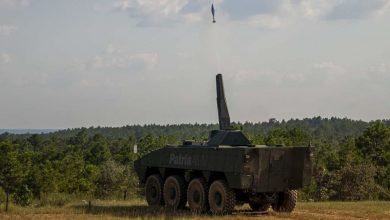 """Photo of الجيش الأمريكي يختبر نظام هاون """"نيمو""""الفنلندي الحديث"""
