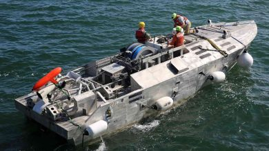 Photo of مركبة سطحية أمريكية جديدة غير مأهولة مضادة للألغام البحرية