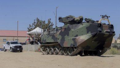 Photo of المهندسون الأمريكيون يختبرون مركبة هجومية بدون سائق