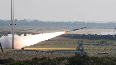 Photo of البحرية الأمريكية تجرب صاروخ ذئب البحرالأسرع من الصوت..فيديو