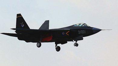 Photo of تعرف على مقاتلة الشبح الصينية شبيهة الرابتور SAC J-31