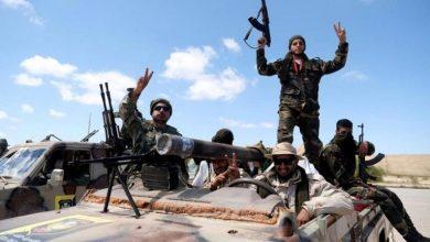 Photo of الجيش الليبي يسيطر على مناطق واسعة جنوب طرابلس