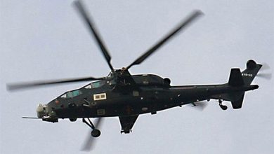Photo of تعرف على المروحية الهجومية الصينية Z-10