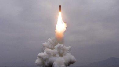 Photo of كوريا الشمالية تطلق صاروخ باليستي جديد