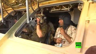 Photo of إنطلاق أول مناورات روسية مصرية للدفاع الجوي..فيديو