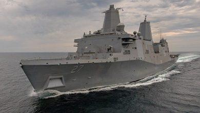 Photo of السفن الأمريكية تثبت أول نظام ليزر قتالي