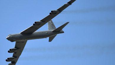 """Photo of أمريكا تتدرب على قصف القرم بقاذفات """"B-52H"""" ذات المواصفات الخارقة"""