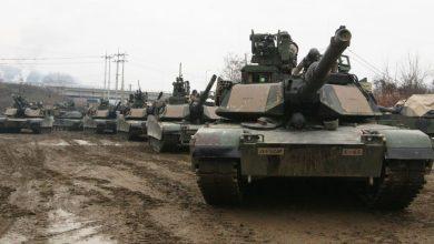 Photo of أمريكا تنشر دبابات أمريكية قرب حدود بيلاروسيا