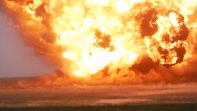 Photo of بوتين يعطي الأوامر بإطلاق الصواريخ من الحقيبة النووية..فيديو