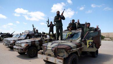 Photo of الجيش الليبي يسيطر على العزيزية بصورة تامة