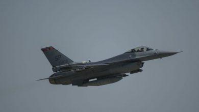 Photo of تحطم طائرة مقاتلة تابعة لسلاح الجو الأمريكي F-16 في ألمانيا