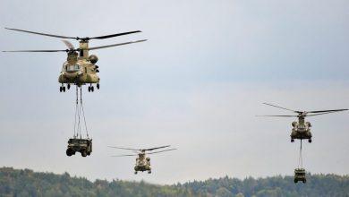 Photo of الجيش الأمريكي ينفذ هجوم جوي ضخم في ألمانيا..صور