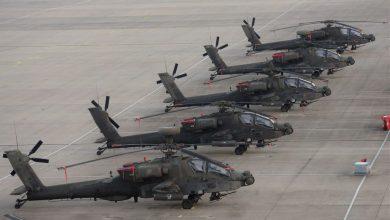 Photo of مروحيات AH-64  الهجومية الأمريكية تصل إلى ألمانيا..تعرف مميزاتها