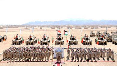 "Photo of مصر والأردن تنفذان التدريب المشترك "" العقبة -5 """